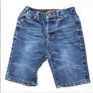 7 for all mankind 24 month shorts